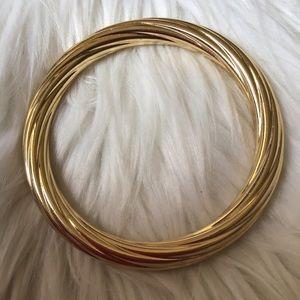 Vintage Napier Bangle Bracelet
